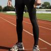 Men Bodyfit Leggings Nyenrode Alumni VCV Logo 2015