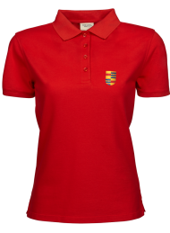 dames polo 1401_ alumni logo_red_nyenrode