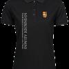 Ladies Heavy Polo Pique Nyenrode Alumni VCV Logo 2015
