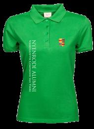 dames polo 1401_alumni logo 2015_green_nyenrode