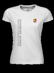 damesshirt 7021_alumni logo 2015_white_nyenrode