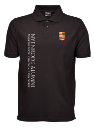 heren polo 1400_alumni logo 2015_black_nyenrode