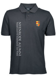 heren polo 1400_alumni logo 2015_dark grey_nyenrode