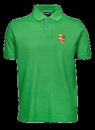 heren polo_1400_ alumni logo_green_nyenrode