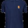 Heavy Polo Pique Nyenrode Alumni VCV Logo
