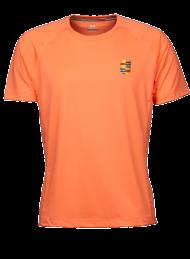heren sportshirt 7020_alumni logo_orange_nyenrode