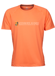 heren sportshirt 7020_original_orange_nyenrode