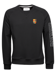heren sweater 5400_alumni logo 2015_black_nyenrode