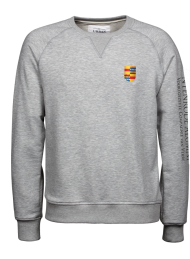 heren sweater 5400_alumni logo 2015_heather_nyenrode