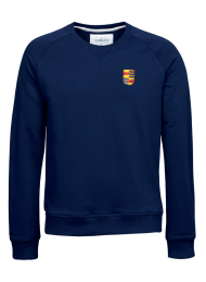 heren sweater 5400_alumnilogo_navy_nyenrode