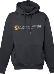 herenhooded 5430_original_darkgrey_nyenrode