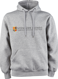 herenhooded 5430_original_heather grey_nyenrode