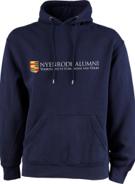 herenhooded 5430_original_navy_nyenrode