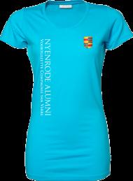 shirt 455_alumni logo 2015_turqoise_nyenrode
