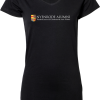 Ladies Stretch Tee Extra Long Nyenrode Alumni VCV Original Logo