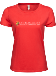 tshirt dames 5001_original_coral_nyenrode