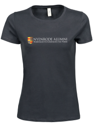 tshirt dames 5001_original_dark grey_nyenrode