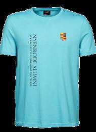 tshirt heren 5000_logo2015_aqua_nyenrode