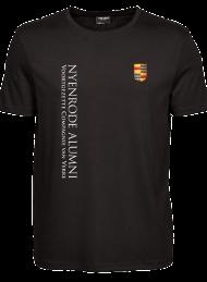 tshirt heren 5000_logo2015_black_nyenrode