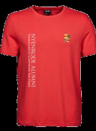 tshirt heren 5000_logo2015_coral_nyenrode