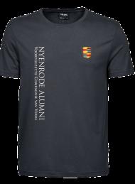 tshirt heren 5000_logo2015_darkgrey_nyenrode