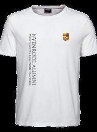 tshirt heren 5000_logo2015_white_nyenrode