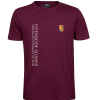 Luxury Tee Nyenrode Alumni VCV Logo 2015