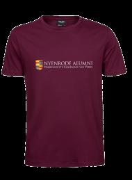 tshirt heren 5000_wine_nyenrode